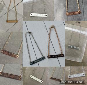 Custom Bracelets & Necklaces for Sale in Fontana, CA