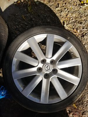2007 Mazdaspeed 3 wheels for Sale in Peoria, IL
