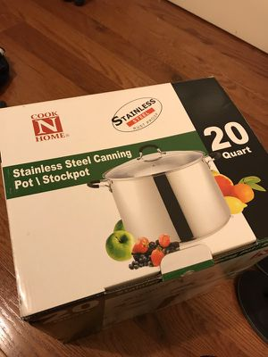 20 Quart Brand New Stockpot for Sale in Baltimore, MD