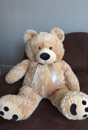 Huge Teddy Bear for Sale in Aurora, CO