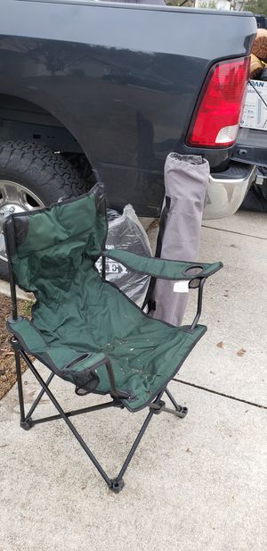 camping chairs for Sale in Conway, SC