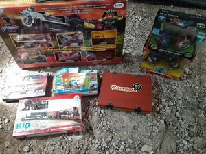 Toy train set bundle for Sale in Huffman, TX