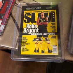 2020 Kobe Slam Panini Winning Is Everything for Sale in La Puente,  CA
