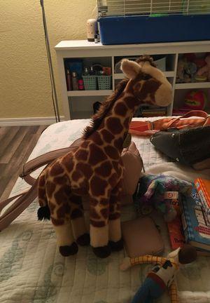 NEW Miyone giraffe stuffed animal for Sale in Coconut Creek, FL