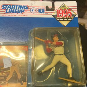 Tim Salmon Angels Starting Lineup 1995 Edition for Sale in San Marcos, CA