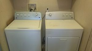 Kenmore washer an dryer for Sale in Puyallup, WA