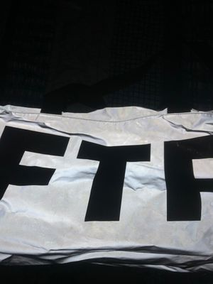 FTP duffle bag reflective for Sale in Los Angeles, CA