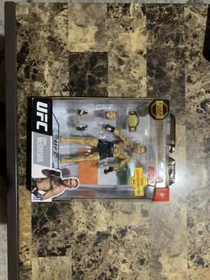 UFC action figure for Sale in Ottawa, IL