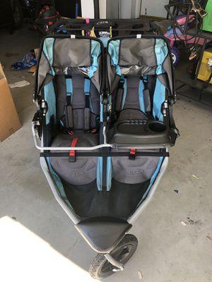 Bob double stroller Revolution flex for Sale in Corona, CA