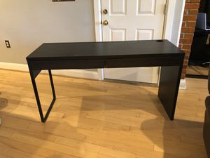 Black Computer Desk for Sale in Washington, DC