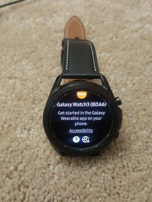 Samsung Galaxy Watch 3 for Sale in Portland, OR