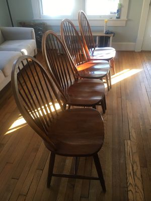 4 dining room chairs for Sale in Arlington, VA