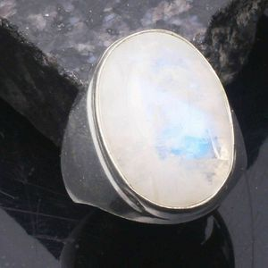 Moonstone Sterling size 10 for Sale in San Antonio, TX