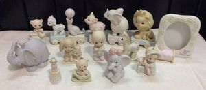 Precious Moments Figurines Baby Themed for Sale in Pataskala, OH