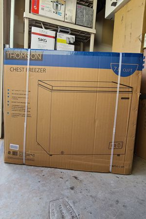 New in box Chest Freezer 7.0 cu ft for Sale in Las Vegas, NV
