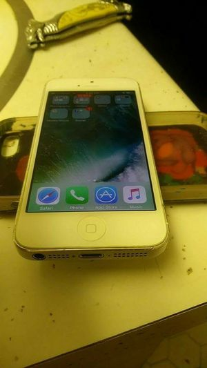 Iphone 5 sprint for Sale in Haines City, FL