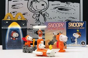 McDonald's Snoopy Discovery *SET* $30-FIRM! for Sale in Niagara Falls, NY