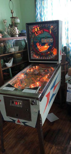Hotline Pinball Machine for Sale in Lincoln, NE