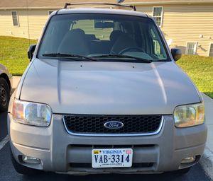 2001 Ford Escape Truck for Sale in Rustburg, VA