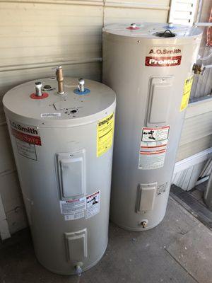 $$150$$ Electric water heaters - boiler electrico for Sale in Laveen Village, AZ