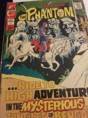 The phantom comic old for Sale in Los Angeles, CA