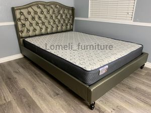 Queen beds with mattress included for Sale in City of Industry, CA
