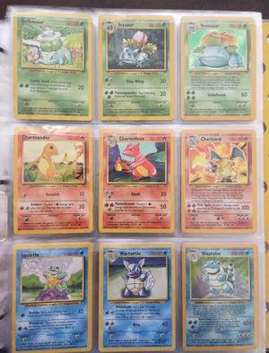 Complete Original 151 Pokemon Cards for Sale in Las Vegas, NV