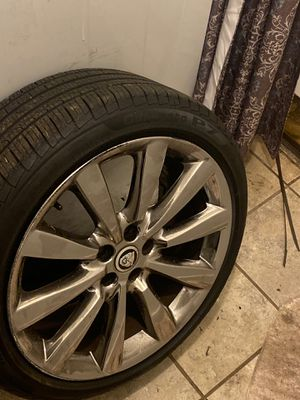18s or 19s four rims 5 lugs for Sale in Washington, DC