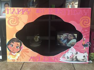 Photo frame prop for Sale in Fremont, CA