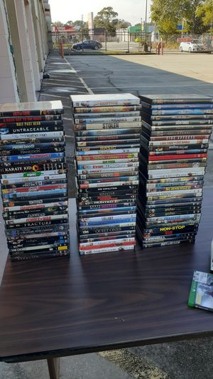 102 DVD movies. for Sale in Pinellas Park, FL