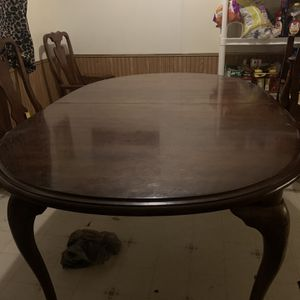 Large Kitchen Table for Sale in Concord, VA