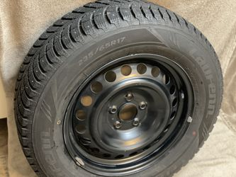 Laufenn Brand Studded Snow Tires 235/65R17 for Sale in Beaverton,  OR