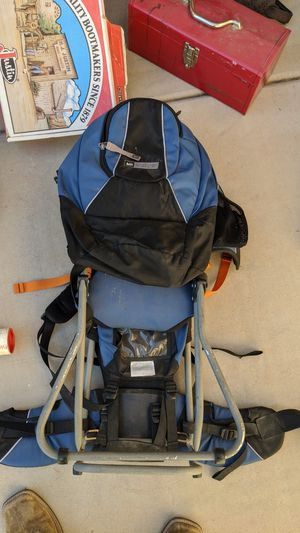 Rei baby backpack hiking piggyback for Sale in Phoenix, AZ