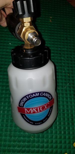 Foam gun for car for Sale in Midlothian, VA