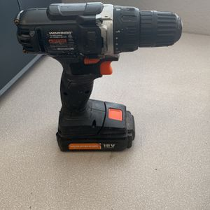 Warrior 18v Cordless Drill for Sale in San Diego, CA