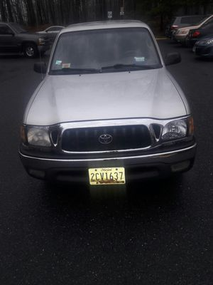 2002 Toyota Tacoma for Sale in Gaithersburg, MD
