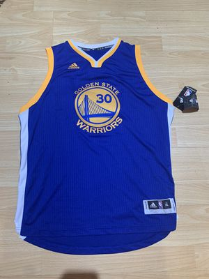 Golden State Warrior Stephen Curry Jersey for Sale in Hercules, CA