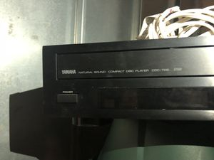 YAMAHA DISC PLAYER for Sale in San Diego, CA