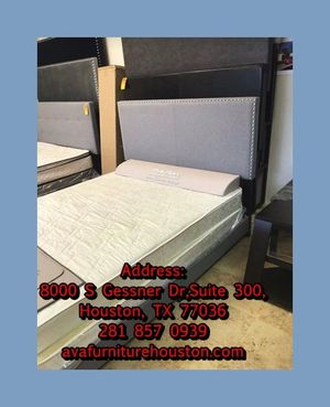 any queen bed frame for Sale in Houston, TX