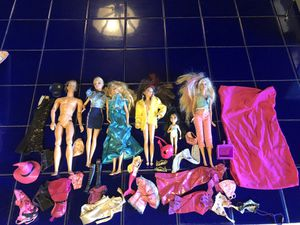 Barbie - Figures / Clothes / Accessories for Sale in Las Cruces, NM