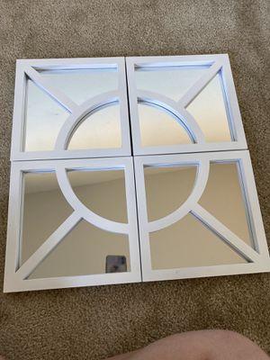 Window mirror wall decor for Sale in Fort McDowell, AZ
