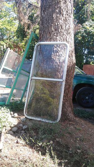 Sliding glass rv/camper window for Sale in Spokane, WA