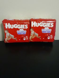 Huggies Little Movers for Sale in Americus,  GA