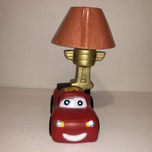 Lightning McQueen lamp for Sale in Fresno, CA