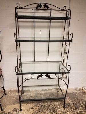 Wrought Iron Baker's rack for Sale in Glen Burnie, MD