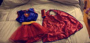 Super Girl Halloween Costume for Sale in Washington, DC