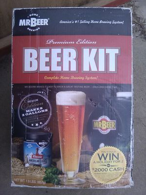 Home brewer beer kit. for Sale in Redding, CA