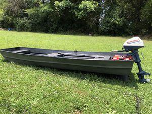 10 ft aluminum Jon boat . for Sale in Belmont, NC
