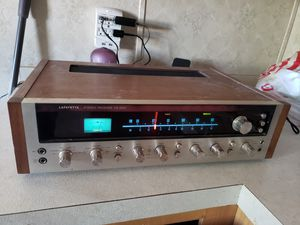 Vintage Lafayette Stereo Receiver LR-2500 for Sale in Needville, TX