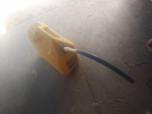 Diesel jug for Sale in San Bernardino, CA